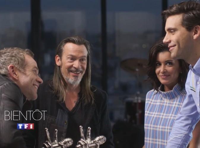 """Jenifer, Garou et Florent Pagny évoquent Mika : """"Il n'a fait qu'une bouchée de nous !"""""""