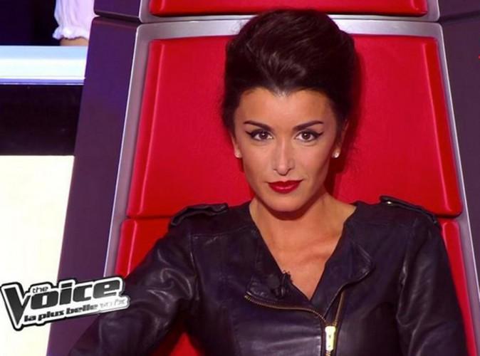 Jenifer quitte The Voice !