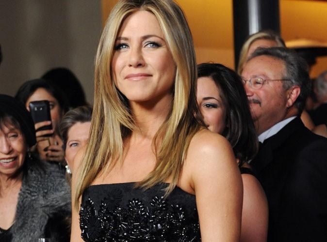 Jennifer Aniston : aucun problème avec Brad Pitt et Angelina Jolie !