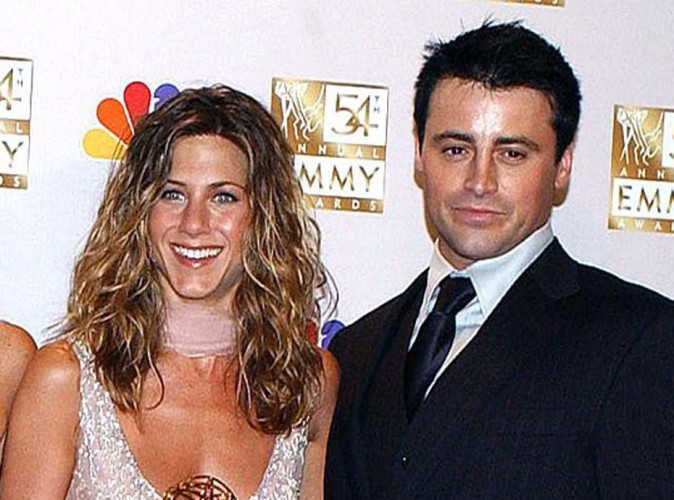 Jennifer Aniston dément avoir eu une relation avec Matt LeBlanc !