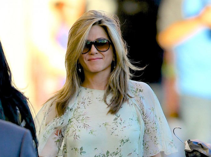 Jennifer Aniston : elle fait pleurer un journaliste !