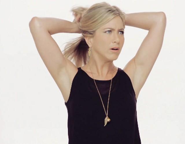 Jennifer Aniston élue star la plus hot de la décennie par un jury de mecs !