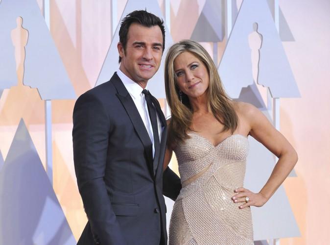 Jennifer Aniston et Justin Theroux mariés dans le plus grand secret !