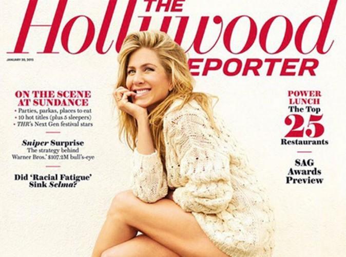 """Jennifer Aniston : """"Ma mère était magnifique et géniale, pas moi"""" !"""