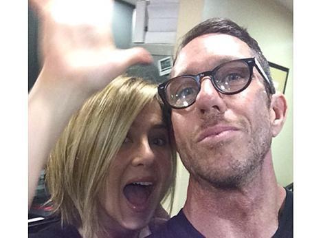 Jennifer Aniston, trop fan de sa nouvelle coupe !