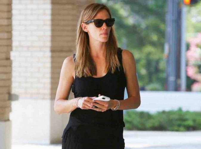 Jennifer Garner : Elle relativise en allant rendre visite à des malades !