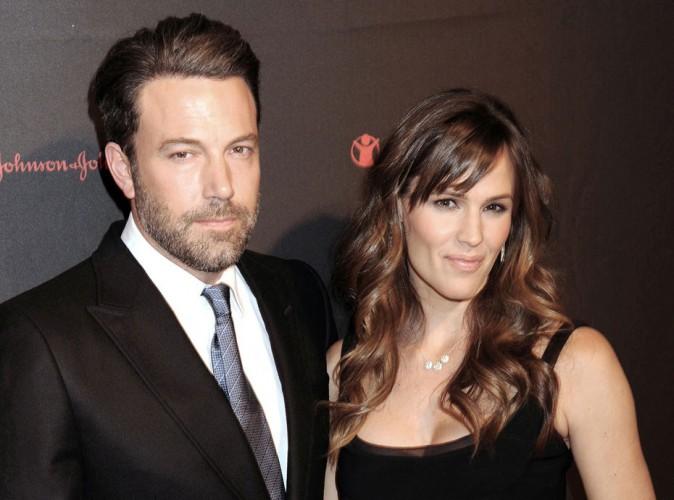 Jennifer Garner et Ben Affleck : c'est officiel, ils divorcent !
