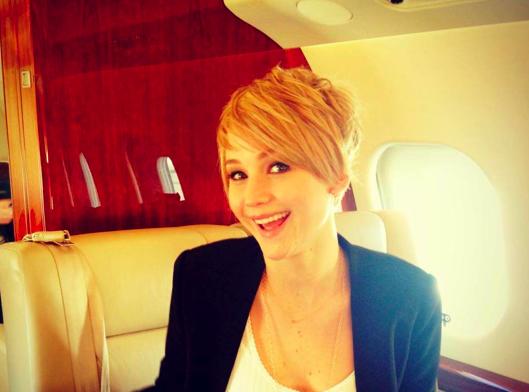 Jennifer Lawrence : Alerte à la bombe, l'actrice opte pour la coupe à la garçonne !