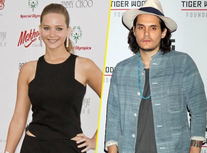 Jennifer Lawrence aurait craqué pour John Mayer