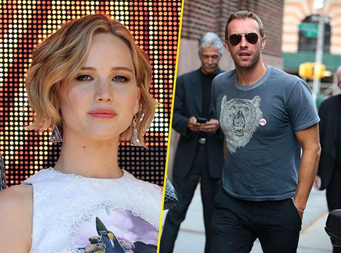 Jennifer Lawrence : bientôt un bébé avec Chris Martin ?