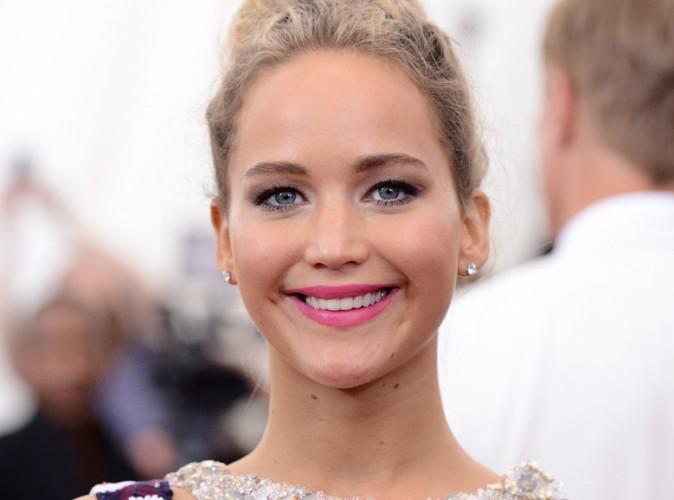 """Jennifer Lawrence dévoile la première image du prochain """"Hunger Games"""" !"""