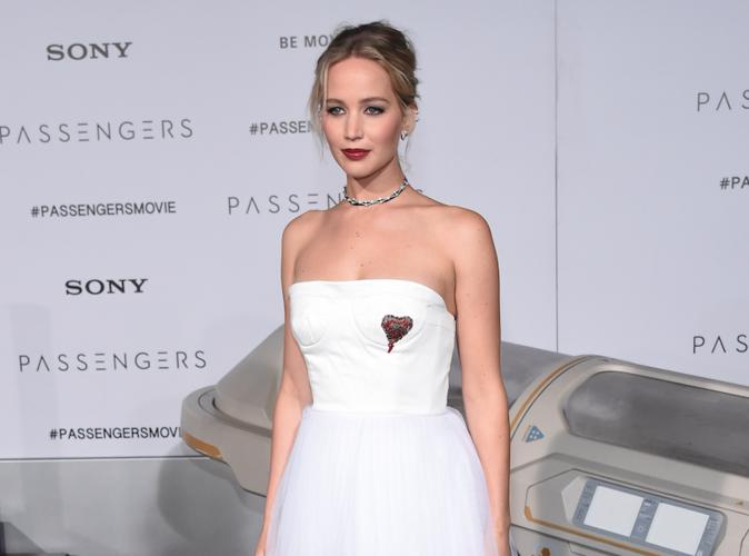 Jennifer Lawrence : Énorme frayeur à bord d'un avion !