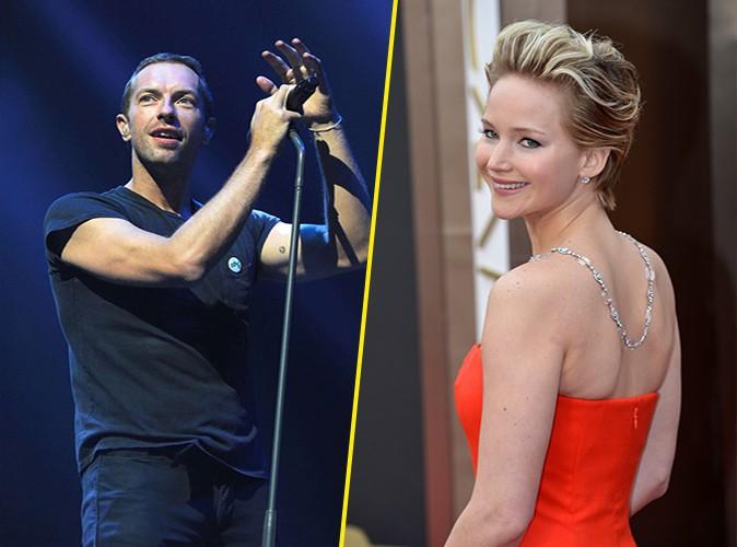 Jennifer Lawrence et Chris Martin : surprise... Ils seraient en couple depuis deux mois !