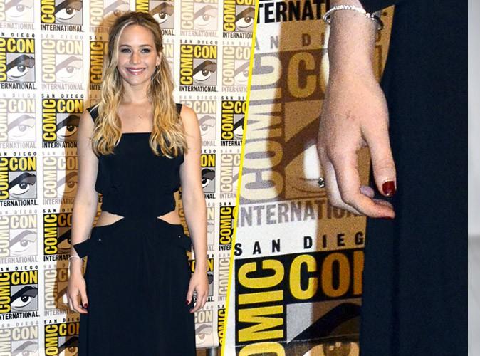 Jennifer Lawrence et son tatouage rat� :