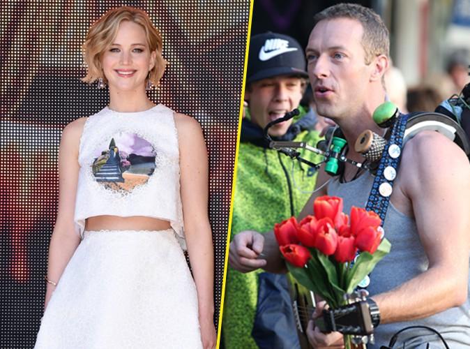 Jennifer Lawrence groupie de Chris Martin : au concert de Coldplay à L.A elle n'a cessé de chanter et danser !