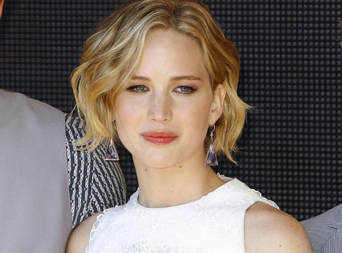 Jennifer Lawrence : la blague qui ne fait rire qu'elle…