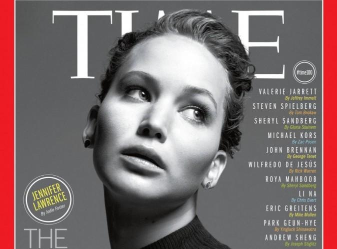 Jennifer Lawrence : la star oscarisée élue l'une des personnalités les plus influentes du monde par le Time Magazine !