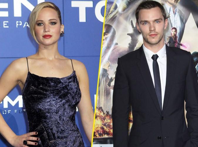 """Jennifer Lawrence : scènes hot en prévision avec son ex Nicholas Hoult dans """"X-Men Apocalypse"""" !"""