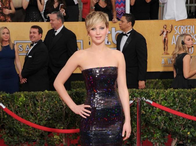 """Jennifer Lawrence veut faire un break :""""Après le tournage d'Hunger Games, je vais éteindre mon téléphone pendant un an""""!"""