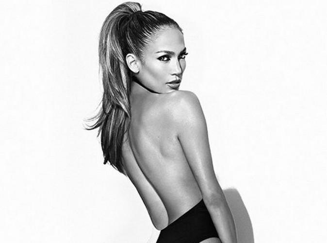 Jennifer Lopez : elle d�voile la pochette hot de son prochain single