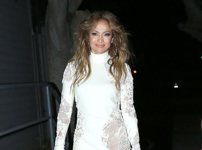 Jennifer Lopez : elle pense encore à Marc Anthony !