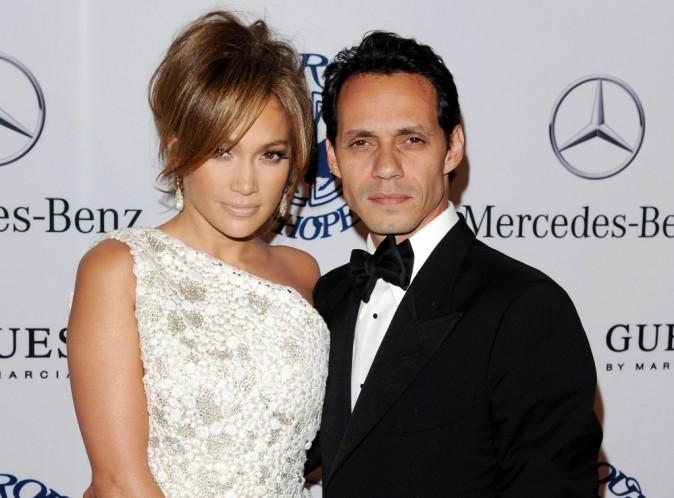 Jennifer Lopez et Marc Anthony de nouveau ensemble !