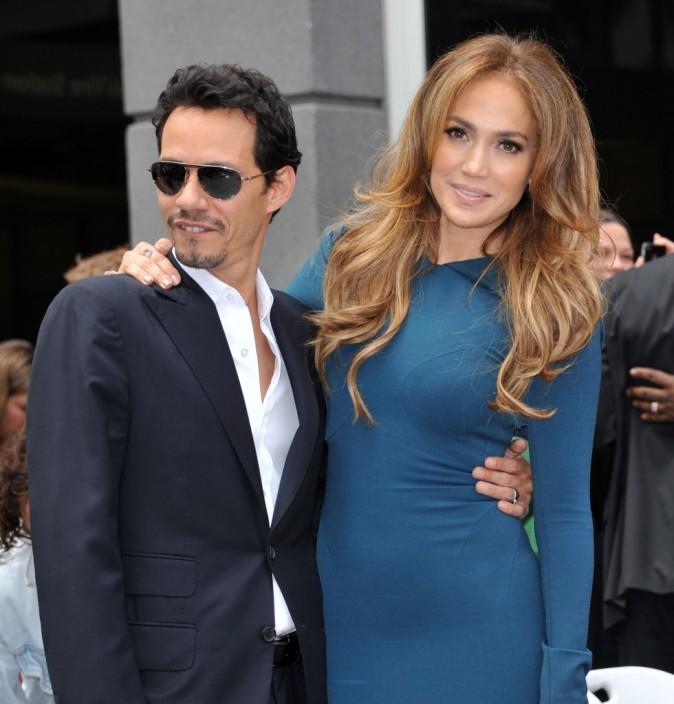 Jennifer Lopez et Marc Anthony : de nouveau réunis par amour... du business !
