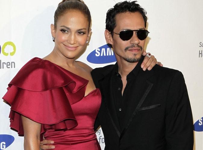 Jennifer Lopez et Marc Anthony : garde des enfants, provocations…la guerre est déclarée !