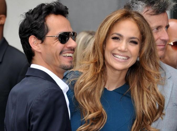 Jennifer Lopez et Marc Anthony : l'ancien couple main dans la main et plus complice que jamais...