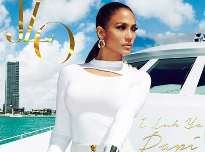 "Jennifer Lopez : la bomba latina dévoile son featuring avec French Montana ""I Luh Ya PaPi"" !"