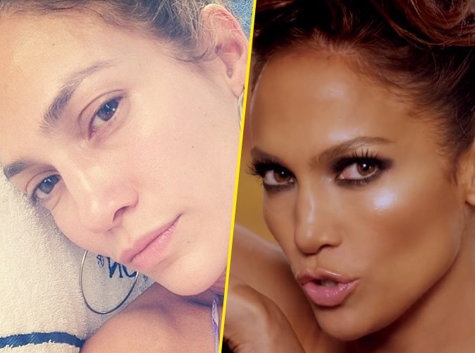 Jennifer Lopez : sans maquillage sur Instagram, elle assume son �ge !