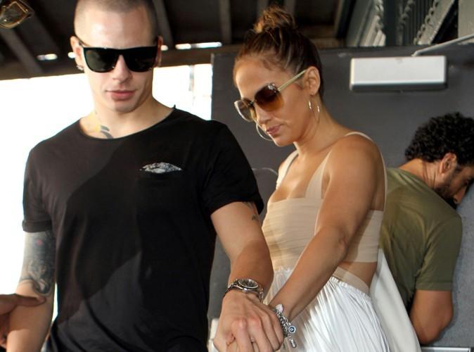 Jennifer Lopez : son chéri Casper Smart adepte des sex shops?