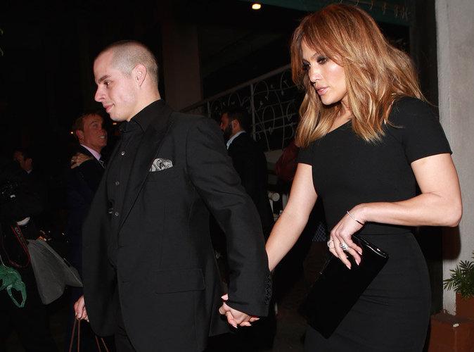 Jennifer Lopez : virée shopping avec son petit ami Casper Smart