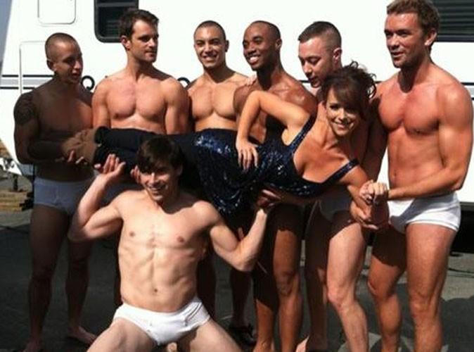 Jennifer Love Hewitt : elle craque pour sept hommes très musclés !