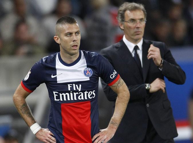 """Jérémy Ménez : le chéri d'Emilie Nef Naf tacle Laurent Blanc et se décrit comme """" l'incompris du PSG"""" !"""