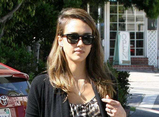 Jessica Alba : elle fait tout pour que sa fille aime les paparazzi !