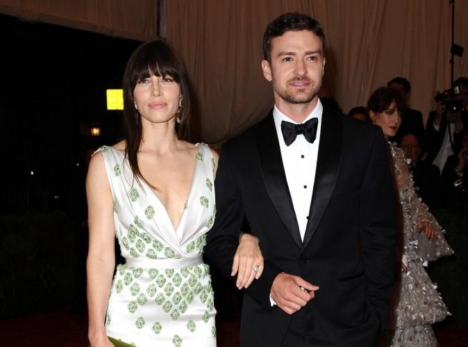 Jessica Biel et Justin Timberlake : ils ont enfin célébré officiellement leurs fiançailles...