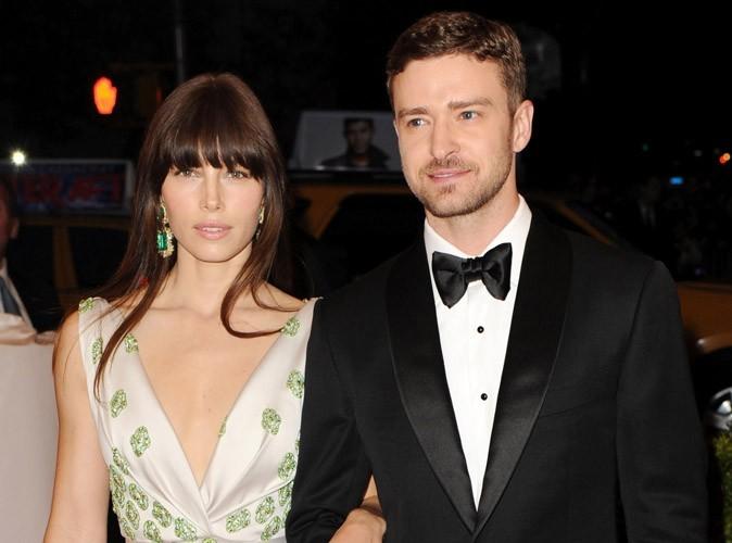 """Jessica Biel : les jours passent et elle n'a encore """"presque rien"""" préparé pour son mariage avec Justin Timberlake !"""