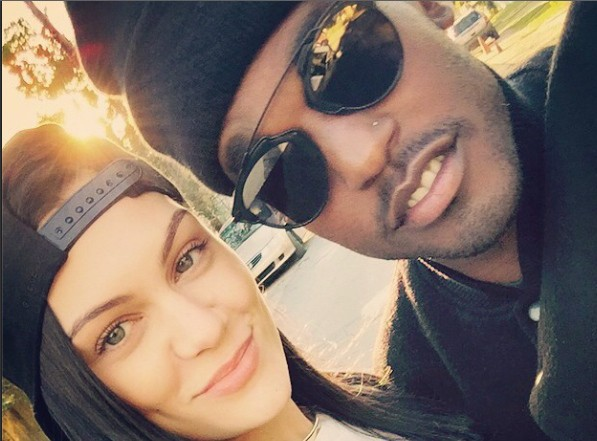 Jessie J : elle confirme sa relation avec Luke James !