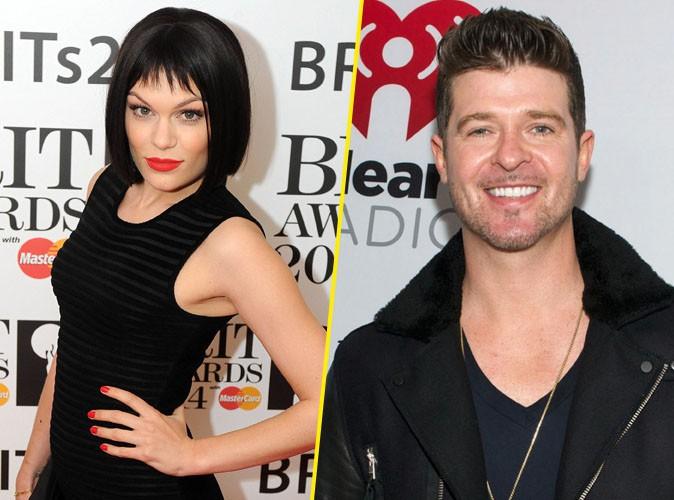 Jessie J : elle plante Robin Thicke à un mois du lancement de sa tournée !
