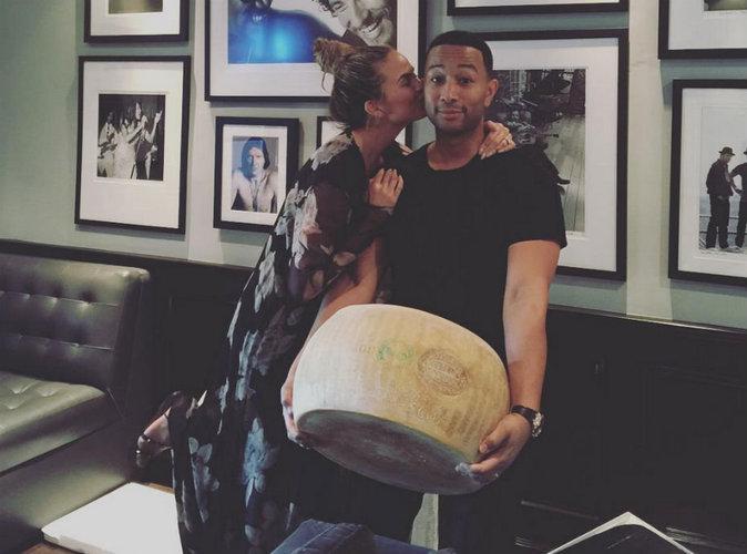 John Legend : découvrez son cadeau insolite à Chrissy Teigen