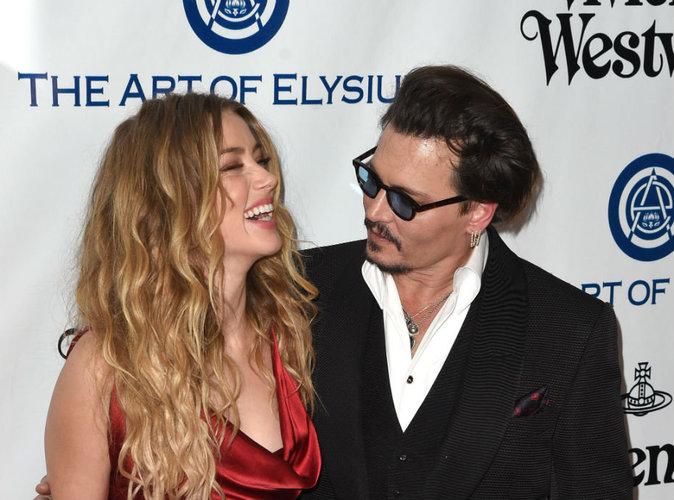 Johnny Depp a su dès le premier coup d'œil qu'il épouserait Amber Heard