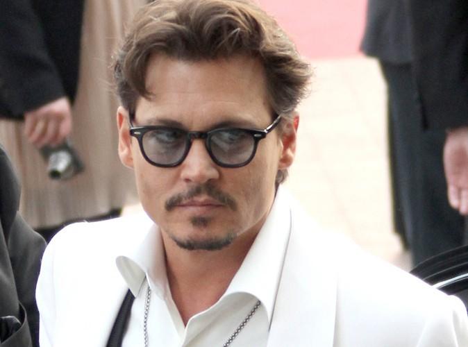 Johnny Depp : accro au boulot !