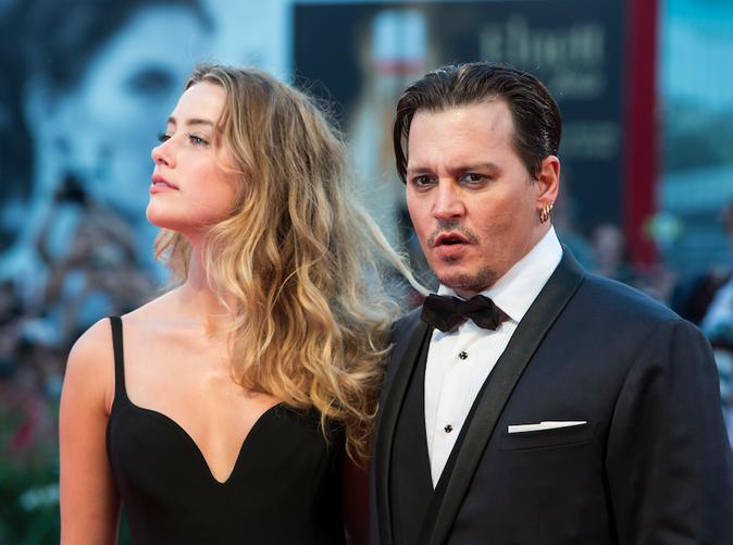 """Johnny Depp : """"Amber Heard est une ordure"""" !"""