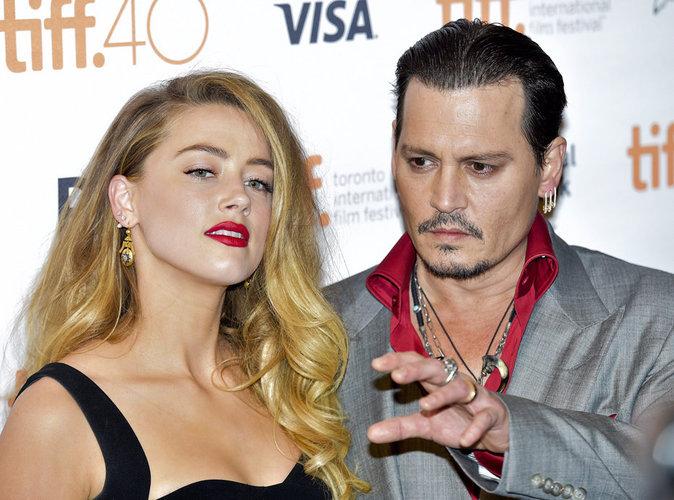 "Johnny Depp : ""Amber Heard me doit des explications"" !"
