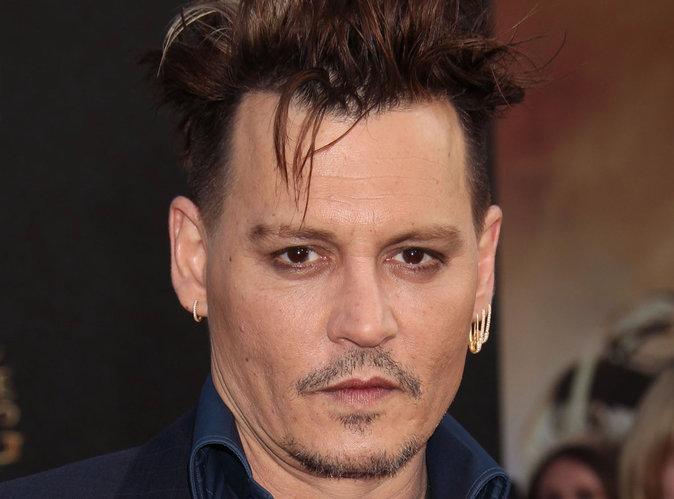 Johnny Depp : Enfin une interview, il revient dans le circuit médiatique !