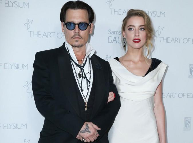 Johnny Depp et Amber Heard : décor de rêve pour leur deuxième mariage aux Bahamas !