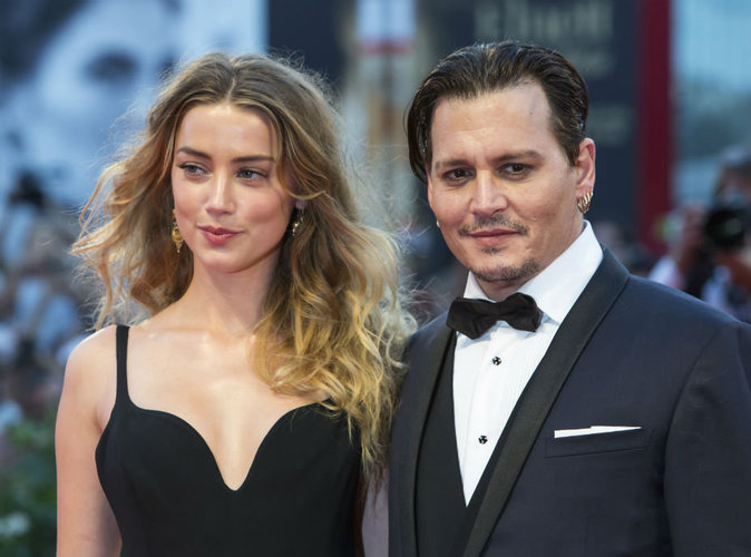 Johnny Depp et Amber Heard enterrent la hache de guerre !