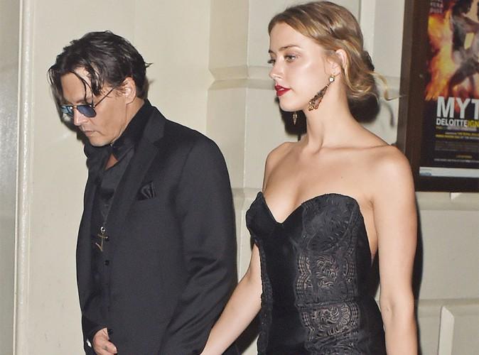 """Johnny Depp et Amber Heard : """"Il y a de l'eau dans le gaz !"""""""