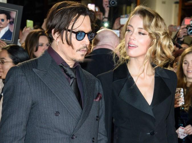 Johnny Depp et Amber Heard : mari et femme la semaine prochaine ?